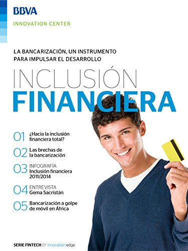 Ebook: Inclusión financiera (Fintech Series) por BBVA Innovation Center