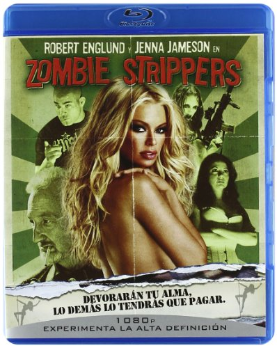 Zombie Strippers *** Europe Zone ***