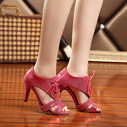 Miyoopark , Salle de bal femme Red-8.5cm Heel