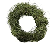 30er Kranz; Ø 30 cm; Naturkranz aus Gras und Moos;