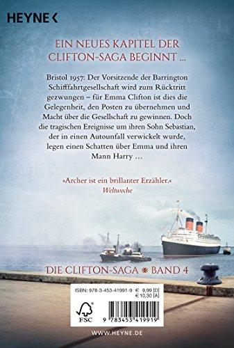 Im Schatten unserer Wünsche: Die Clifton Saga 4 - Roman