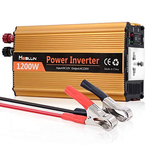 Photovoltaik-zubehör Wechselrichter Trend Mark 4000w Peak Modified Sine Wave Power Inverter Dc 12v To Ac 220v Car Caravan Gg