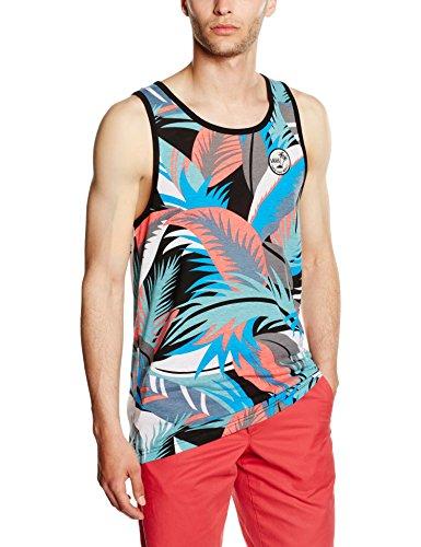 Vans-RELLOS-Camiseta-de-tirantes-Hombre-multicolor-stanton-Floral-Medium-Medium