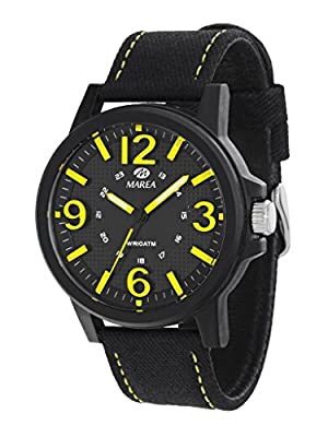 Reloj Marea Hombre B35269/4 Negro