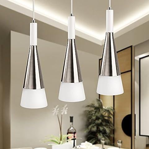 Fei & S lunga durata e vintage moderno lampadario in vetro, paralume lampadario, con miglior servizio Transparent in the sand