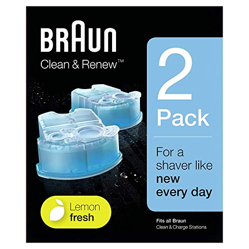 Braun Reinigungsmittel, 1 (Guard Elektro-rasierer)