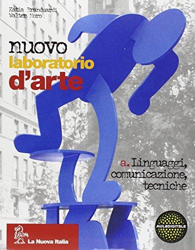Nuovo laboratorio d'arte. Vol. A-B. Per la Scuola media. Con CD-ROM