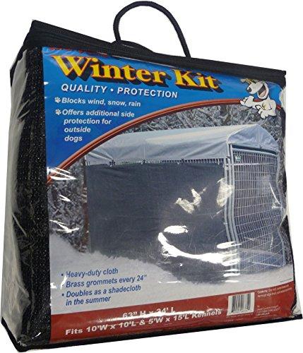 Hundehütte Schatten Wind Display–Wetter Guard ™ Extra große Schatten Tuch mit Tüllen