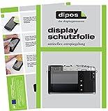 Fujifilm X-E3 Schutzfolie - 6x dipos Displayschutzfolie Folie matt