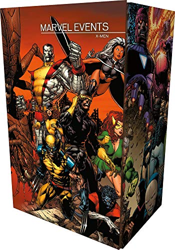 Coffret Marvel Events : X-Men par Collectif