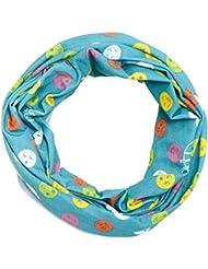 LTEXT21061 Capri - Pañuelo infantil para cuello (talla única), diseño casual