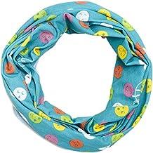 Lässig LTEXT21061 Capri - Pañuelo infantil para cuello (talla única), diseño casual