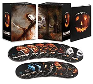 Halloween Complete Collection [Blu-ray] [US Import]
