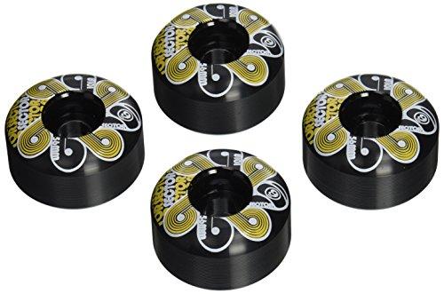 Sector 9Park Formel Skateboard Rad, schwarz, 56mm 101a