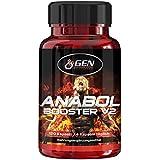 Anabol Booster V2 - 120 Kapseln - 30 Tage Kur - Natürliche Inhaltsstoffe