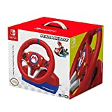Hori Volante Mario Kart Racing Wheel Pro Mini - Ufficiale Nintendo - Nintendo Switch