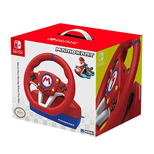 Hori - Volante Mario Kart Pro Mini (Nintendo Switch / PC)