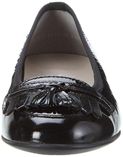 Schwarz Sardinia schwarz Geschlossene Ballerinas Damen Ara 4AxHSqI4