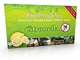 10 Packungen Citronella Anti Mücken
