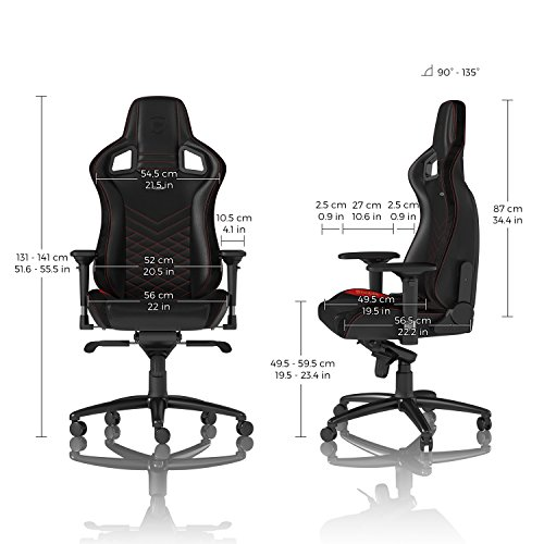 noblechairs EPIC Gaming Stuhl - 3