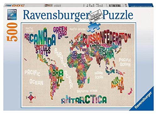 Ravensburger Puzzle World in Words