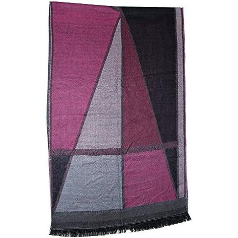 BAI-La fine della sciarpa il tessuto e la geometria della