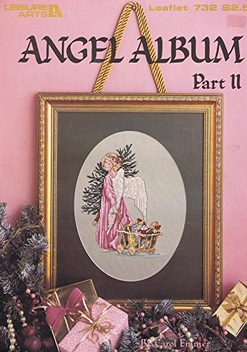 Angel-Album, Kreuzstich, mit Muster-Kunst-732 (Leaflet Kreuzstich)