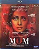 MOM Film ~ Bollywood ~ Hindi mit englischem Untertitel ~ India ~ 2017 ~ Sridevi ~ Musik: A. R. Rahman ~ Original RELIANCE BLU-RAY ~ verkauf nur über Bollywood 24/7