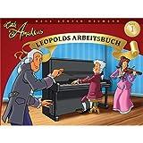 Hans-Gunter Heumann: Little Amadeus - Leopolds Arbeitsbuch (Band 1). Für Klavier