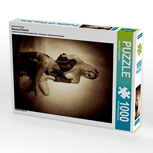 Ein Motiv aus dem Kalender Sensual Desire 1000 Teile Puzzle hoch