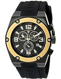 Swiss Legend Caballero 30025-BB-01-GB Throttle cron—grafo Black Dial Reloj