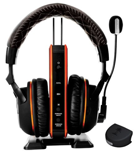 Micro-casque 'Call of Duty : Black Ops 2' pour Xbox 360 / PS3 - Ear Force Tango