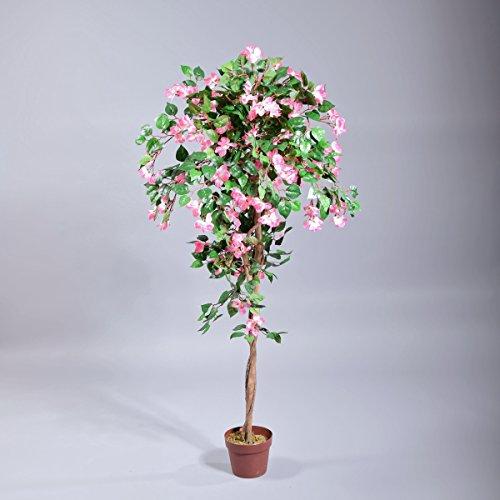 KUNSTBAUM Kunstpflanze Dekobaum Dekoration Realistiche Pflanze