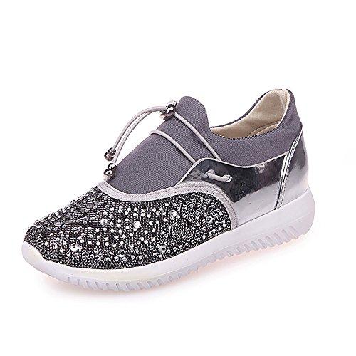 ODRD [EU36-EU49] Schuhe Herren Männer Unisex Casual Sneakers für Herren Sport Laufen Atmungsaktives Mesh Schuhe Combat Hallenschuhe Worker Boots Laufschuhe Wanderschuhe Sneakers ()