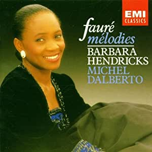 Barbara Hendricks - Fauré mélodies [Import anglais]