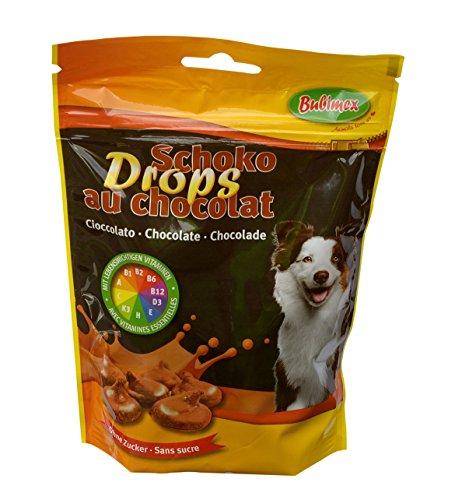 Bubimex Drops Chocolate Friandise para Perro 150g–Lote de 5