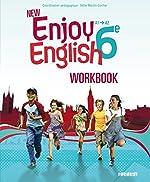 New Enjoy English 6e - Workbook de Sophie Plays