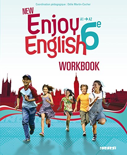 New Enjoy English 6e - Workbook par Sophie Plays