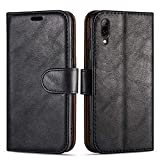 Case Collection Premium Leather Folio Cover for Huawei Y6 /