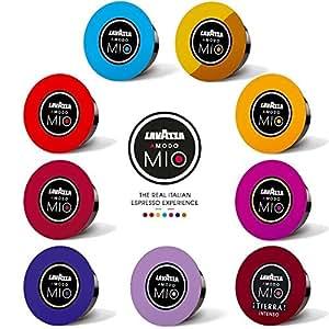 Lavazza A Modo Mio 9 Flavour Variety Pack (45 Pods)