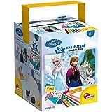 51.304 Lisciani - Frozen El Castillo Puzzle Fustino Maxi, 48 piezas
