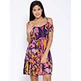 Silly People Women's Printed Dress:-Mult...