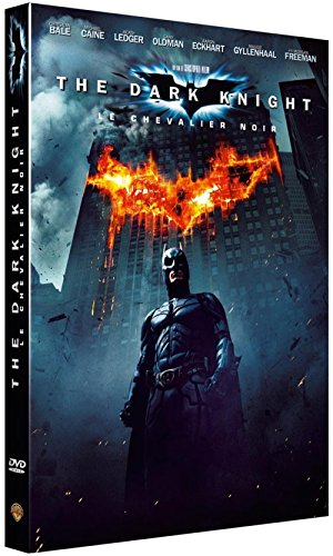 Dark Knight (The) : Le chevalier noir / Réalisé par Christopher Nolan | Nolan, Christopher. Monteur
