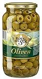 Royal Del Sol - Oliven grün ohne Stein - 900g/400g