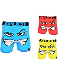 "Xplicit Men's ""Twinkle"" Funny Novelty Boxer Shorts Stag Do Boxers"