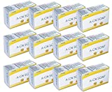 #3: ACN SOAP,PURE COCONUT OIL SOAP,75GRAMS(COMBO 12)