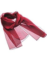 Topwedding Sheer-Schal-Verpackung Schal Abendkleid Stola Frühjahr / Sommer