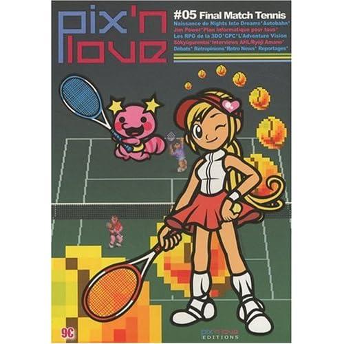 Pix'n love, N° 5 : Final Match Tennis