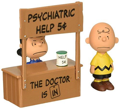 Schleich 22034 -Peanuts Scenery Pack- Psychologischer Rat