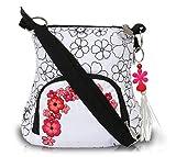 #4: pick pocket Women's sling Bag (white)